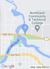 Northland Community College map