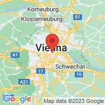 Weihnachtsdorf vor dem Schloß Belvedere