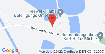 Kenzingen - Google Map Karte