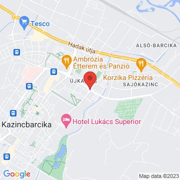 Kazincbarcika, Kazincbarcika, Kolorcity