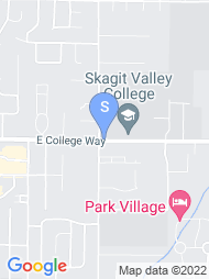 Skagit Valley College map