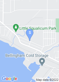 Bellingham Technical College map