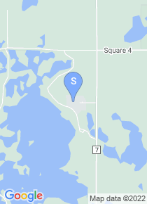 Turtle Mountain Community College map