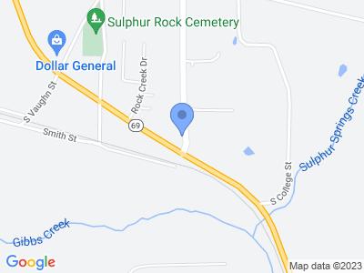 480 Main St, Sulphur Rock, AR 72579, USA