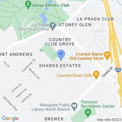 4836 Shands Dr, Mesquite, TX 75150, USA