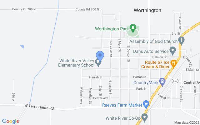 484 W Main St, Worthington, IN 47471, USA