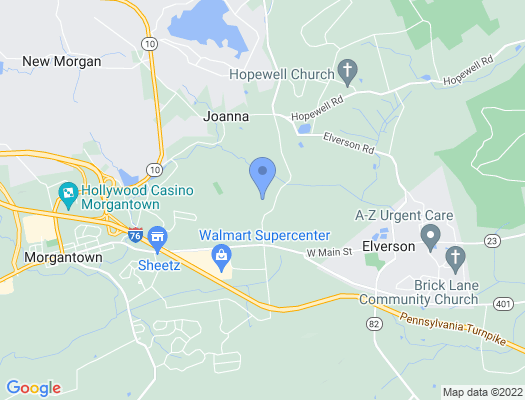 4851 N Twin Valley Rd, Elverson, PA 19520, USA