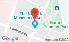 Google Maps thumbnail location of Newark Museum