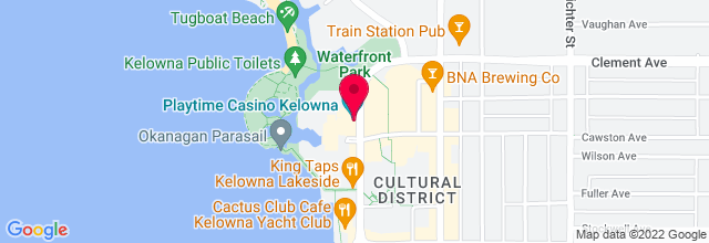 Map for Waterfront Park Island Stage