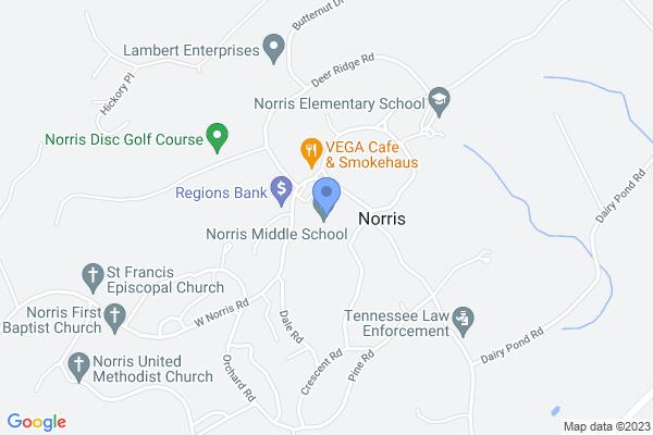 5 Norris Square, Norris, TN 37828, USA