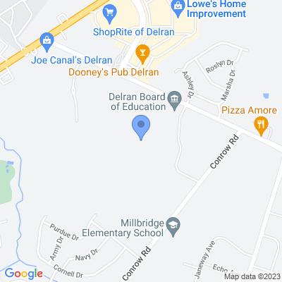 50 Hartford Rd, Delran, NJ 08075, USA