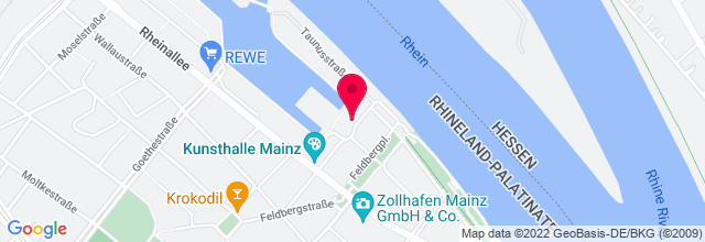 Map for Nordmole / Zollhafen