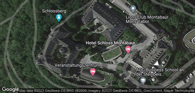 Villa Verde Umgebung - Schloß Montabaur
