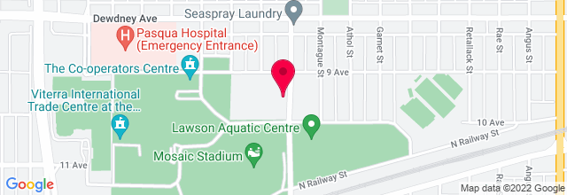 Map for Brandt Centre