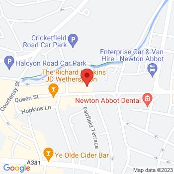 Argos Newton Abbot Location on map