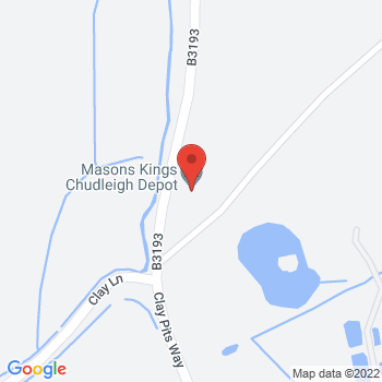 Masons Kings (Chudleigh) Location on map