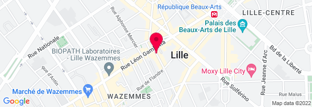 Map for Le Visiteur / Pizzeria Soleil