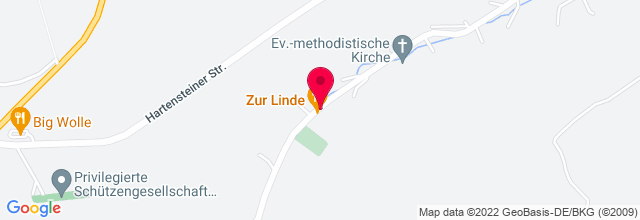 "Map for Gasthof ""Zur Linde"""