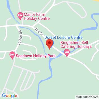 Dorset Leisure Centre Location on map