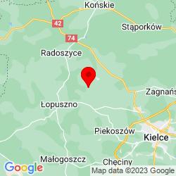 Google Map of 50.988453,20.363833