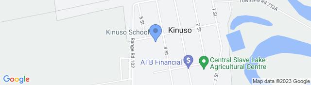 500 Kinuso Ave, Kinuso, AB T0G 1K0, Canada
