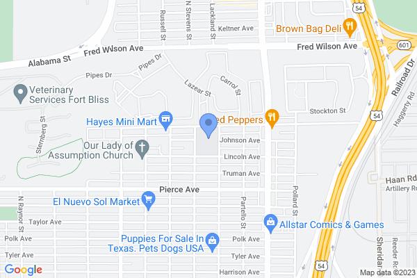 5000 N Stevens St, El Paso, TX 79930, USA