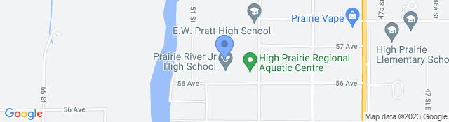 5006 56 Ave, High Prairie, AB T0G 1E0, Canada