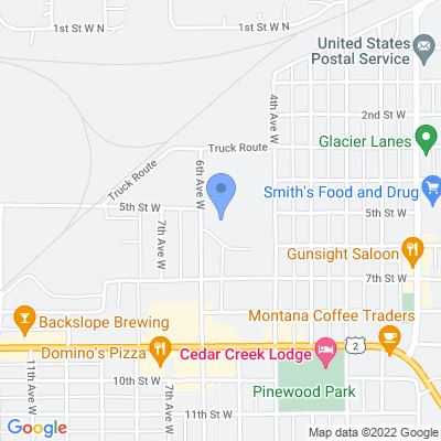 501 6th Ave W, Columbia Falls, MT 59912, USA