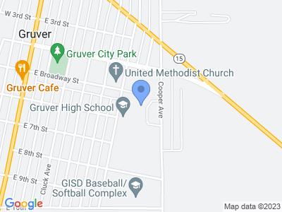 501 Garrett Ave, Gruver, TX 79040, USA
