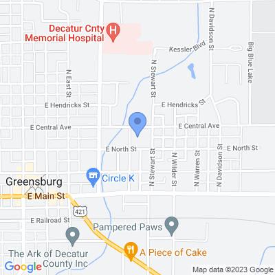 505 E Central Ave, Greensburg, IN 47240, USA