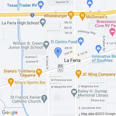 505 Villareal St, La Feria, TX 78559, USA