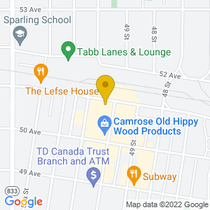 Map to Alice Hotel - Pump House Tavern provided by Google