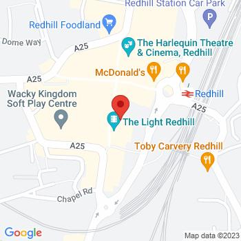 Argos Redhill Location on map