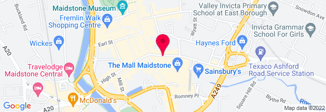 Map for Babylon Live Lounge