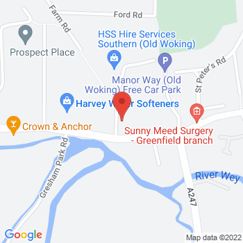 The Gas Centre Location on map
