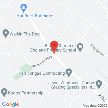 Halfords Farnham Location on map