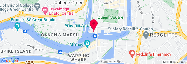 Map for Arnolfini