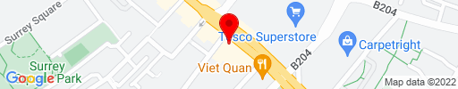 Map of Super Pizza