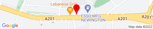 Map of Cafe Bosko
