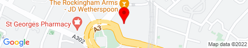 Map of Nando's