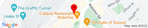 Map of Ristorante La Barca