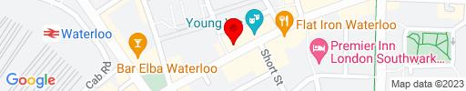 Map of Olive Cafe