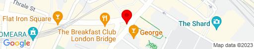 Map of Alma's Restaurant