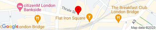 Map of Lantana Cafe