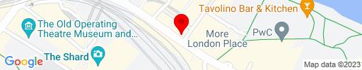 Map of La Baguette