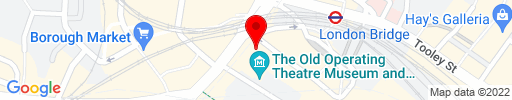 Map of Tito's Peruvian Restaurant