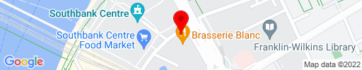 Map of Pizza Express
