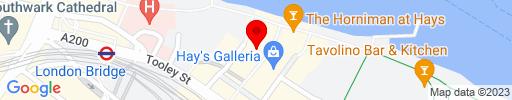 Map of Starbucks