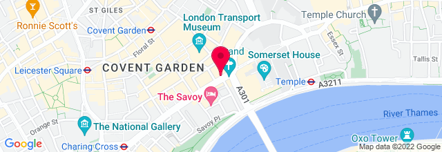 Map for Exhibition Rooms