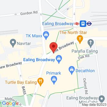 Argos London Location on map